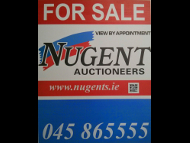nugents for sale sign